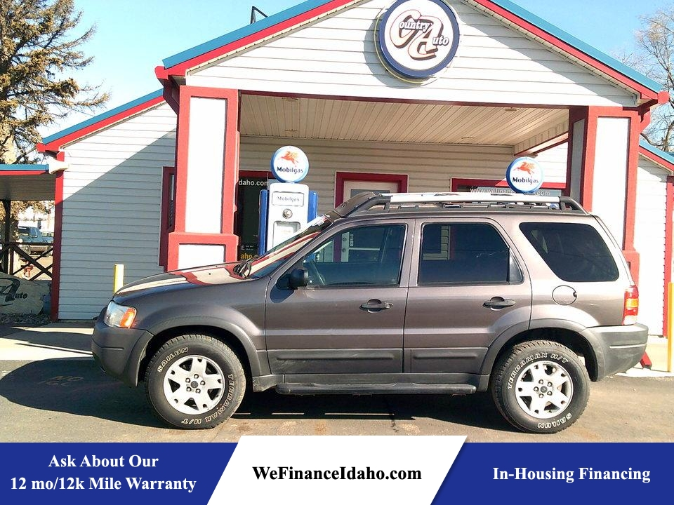 2003 Ford Escape XLT 4WD  - 8531  - Country Auto