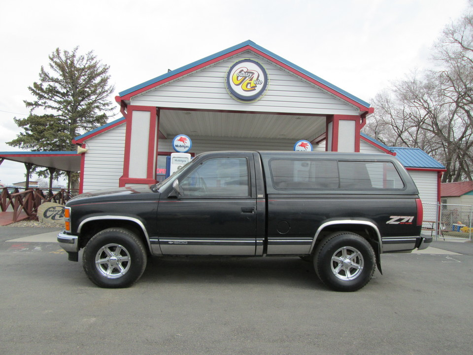 1991 Chevrolet K1500  - Country Auto