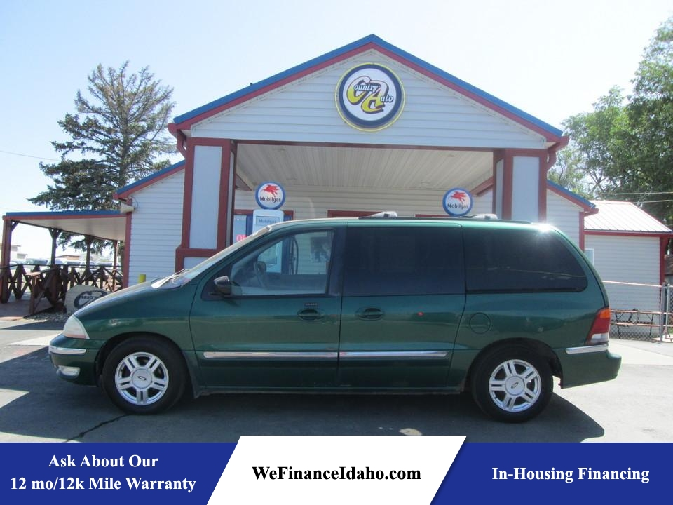 2002 Ford Windstar SEL  - 8229  - Country Auto