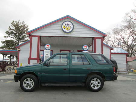 1997 Isuzu Rodeo 4WD for Sale  - 8090  - Country Auto
