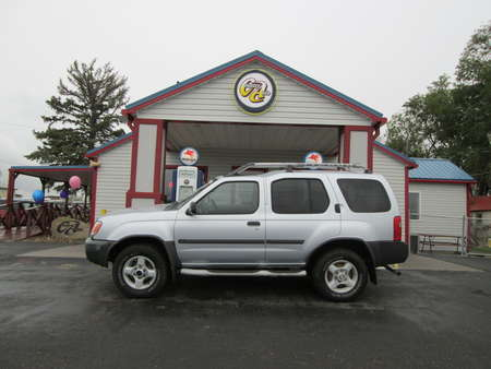 2001 Nissan Xterra SE 4WD for Sale  - 8152  - Country Auto