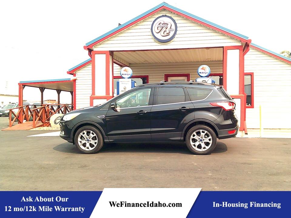 2013 Ford Escape SEL 4WD  - 9125  - Country Auto
