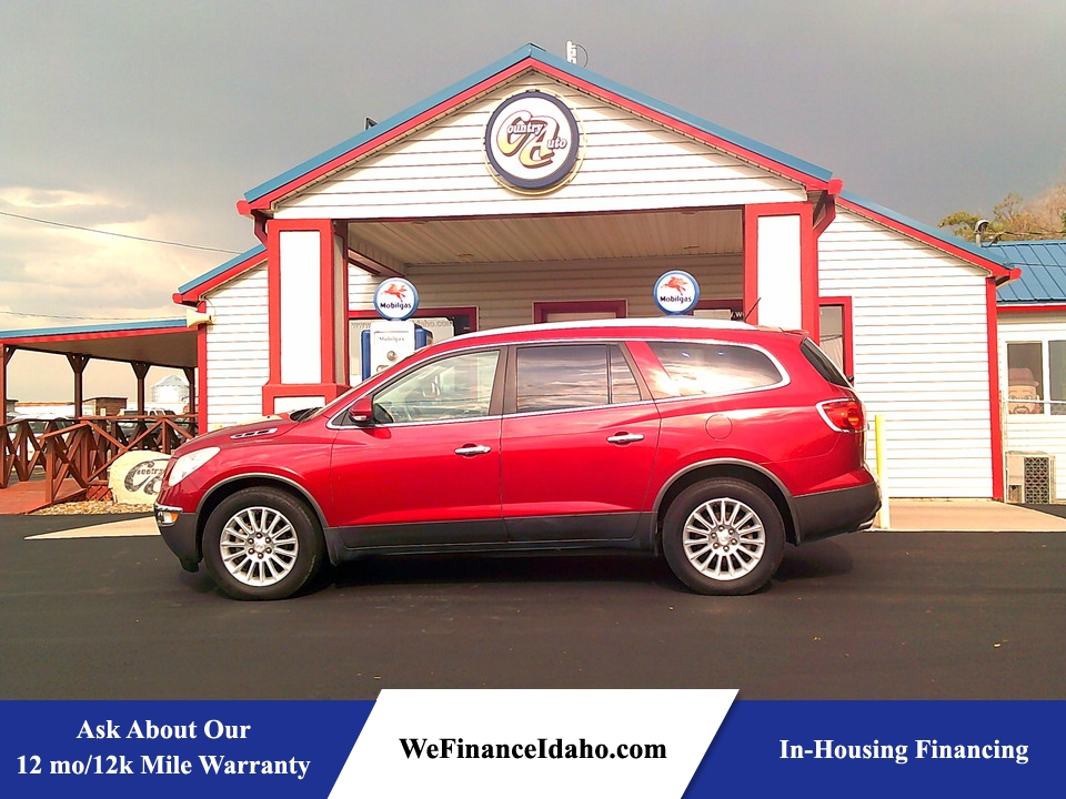 2012 Buick Enclave Leather AWD  - 9057LR  - Country Auto
