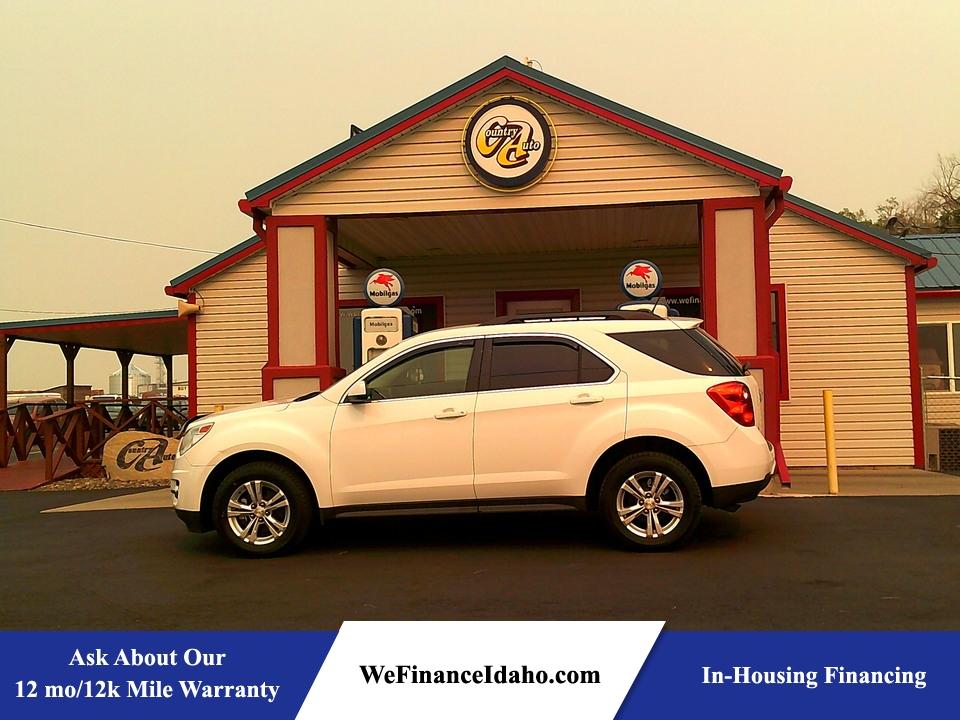 2013 Chevrolet Equinox  - Country Auto