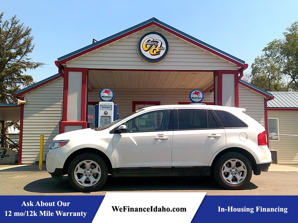 2013 Ford Edge  - Country Auto