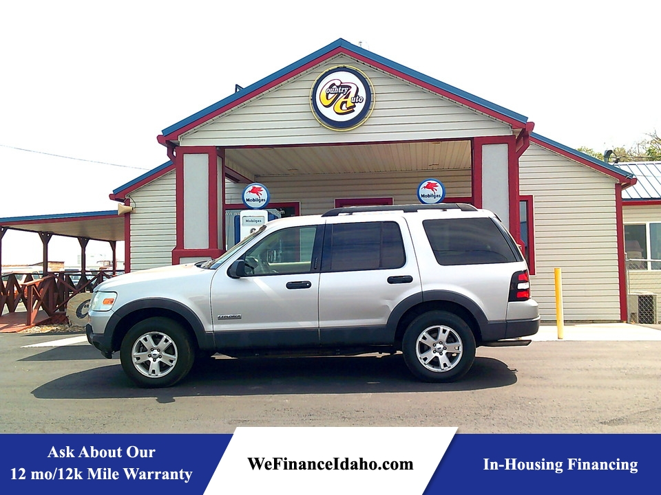2006 Ford Explorer XLT 4WD  - 9110  - Country Auto