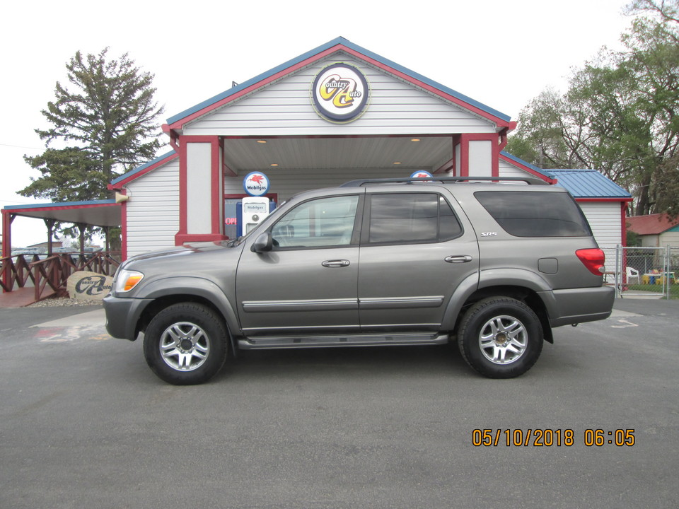 2005 Toyota Sequoia  - Country Auto