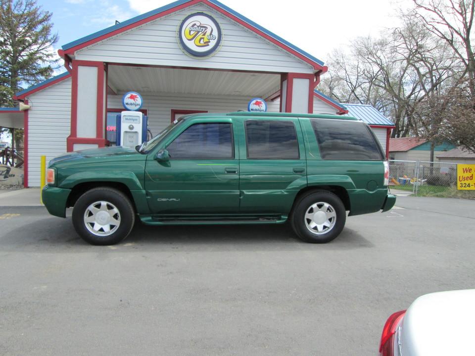 1999 GMC Denali  - Country Auto