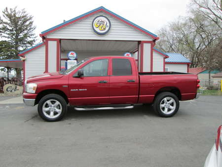 2007 Dodge Ram 1500 SLT 4WD Quad Cab for Sale  - 8096R  - Country Auto