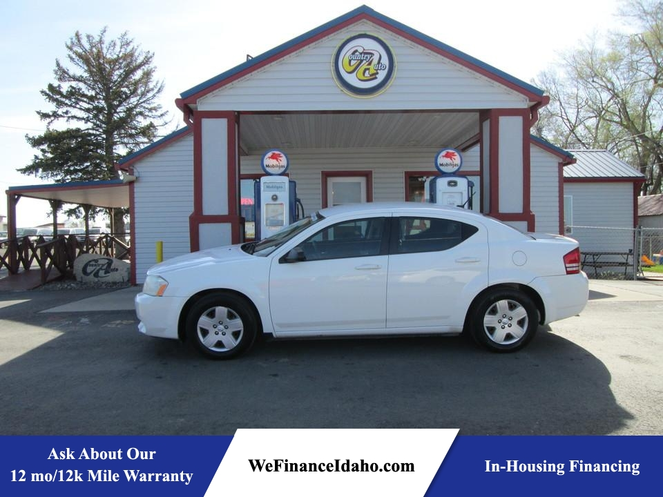 2010 Dodge Avenger  - Country Auto