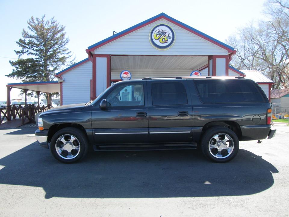2004 Chevrolet Suburban  - Country Auto