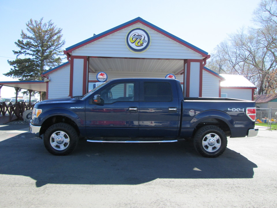 2010 Ford F-150  - Country Auto