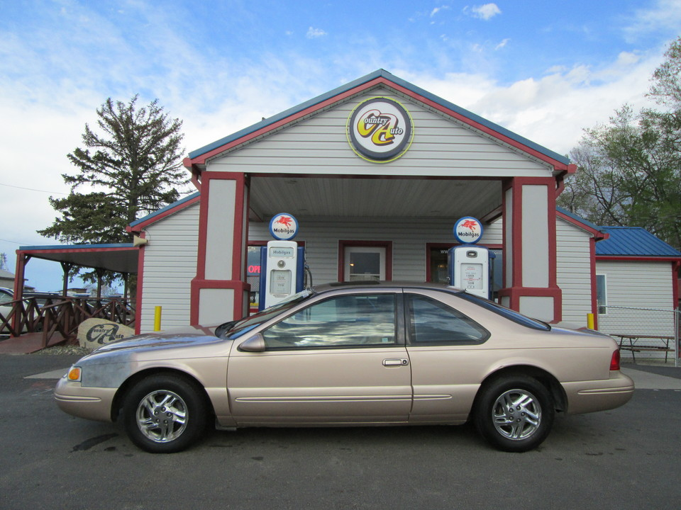 1996 Ford Thunderbird  - Country Auto
