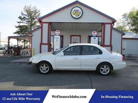 2001 Hyundai Sonata GLS for Sale  - 8359  - Country Auto