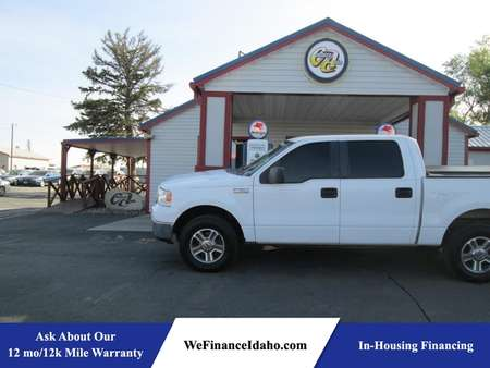 2007 Ford F-150 4WD SuperCrew for Sale  - 8331  - Country Auto