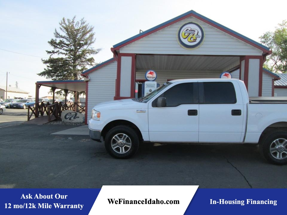 2007 Ford F-150  - Country Auto