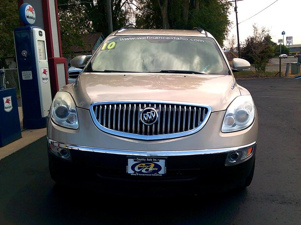 2010 Buick Enclave CXL w/1XL AWD  - 8923R  - Country Auto