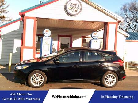 2016 Ford Focus SE for Sale  - 8529  - Country Auto