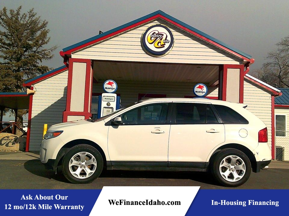 2013 Ford Edge SEL  - 8941  - Country Auto