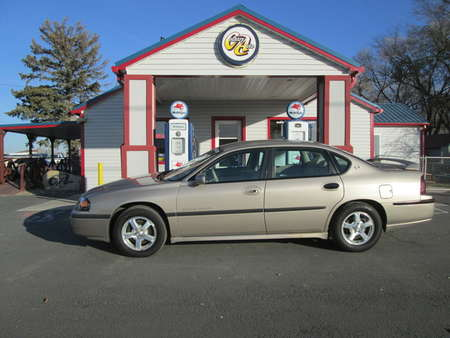 2003 Chevrolet Impala LS for Sale  - 8028R  - Country Auto