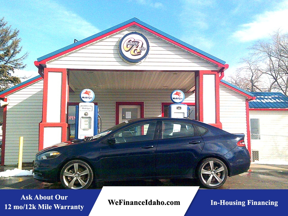 2014 Dodge Dart GT  - 8882  - Country Auto