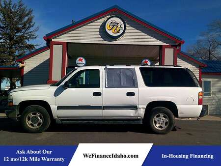 2003 Chevrolet Suburban LS 4WD for Sale  - 8896  - Country Auto