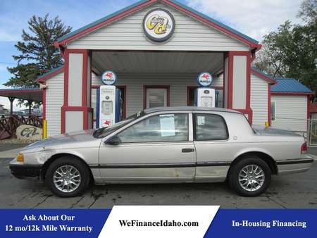 1989 Mercury Cougar LS for Sale  - 8184  - Country Auto