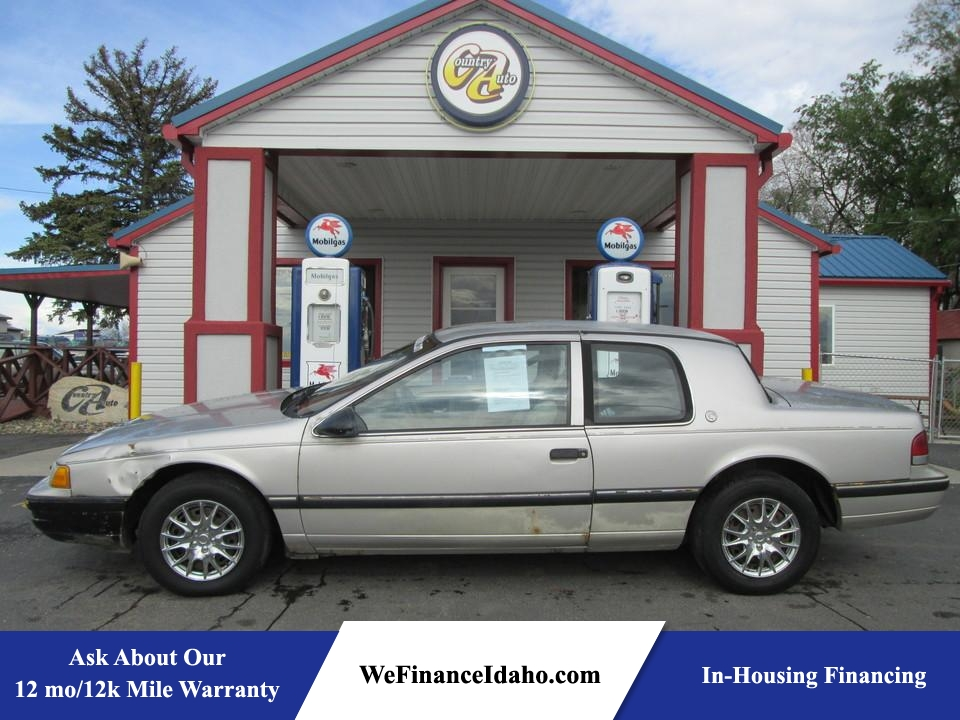 1989 Mercury Cougar  - Country Auto