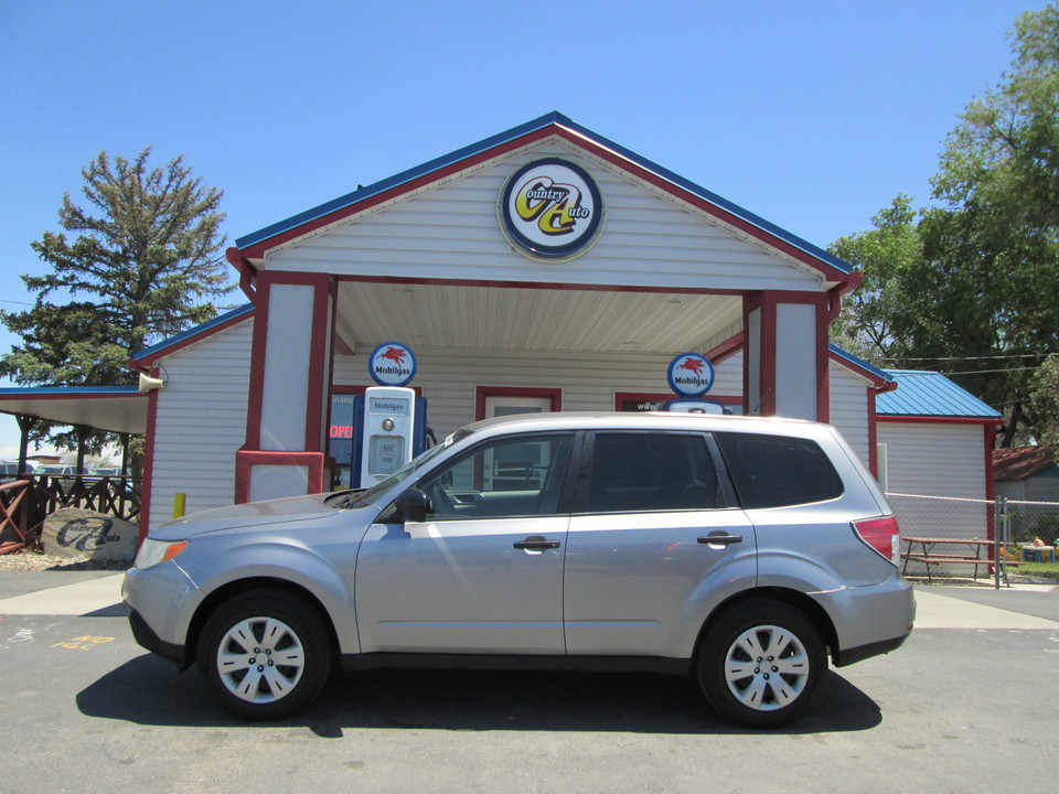 2009 Subaru Forester  - Country Auto