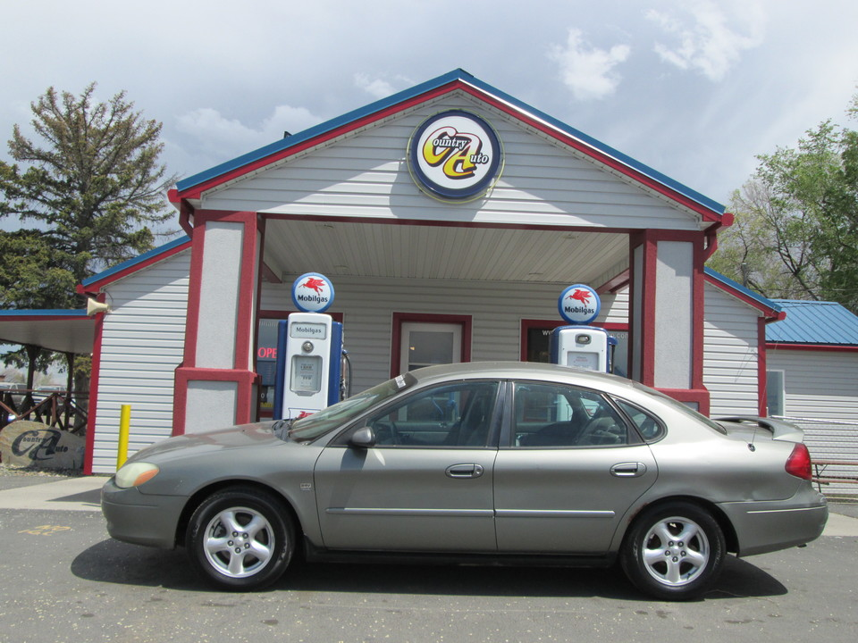 2003 Ford Taurus  - Country Auto