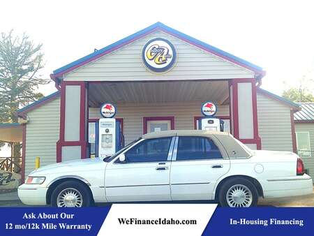 2000 Mercury Grand Marquis LS for Sale  - 8706R  - Country Auto