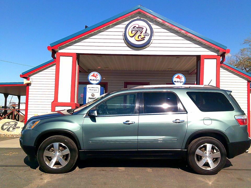 2010 GMC Acadia SLT1  - 8825  - Country Auto
