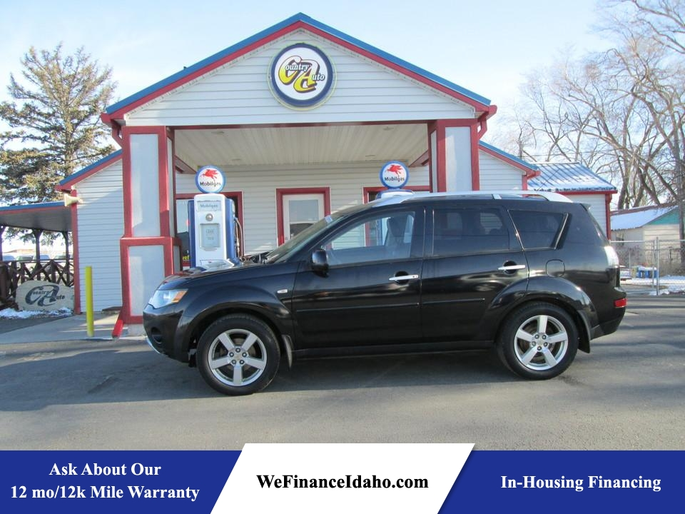 2007 Mitsubishi Outlander XLS AWD  - 8256  - Country Auto