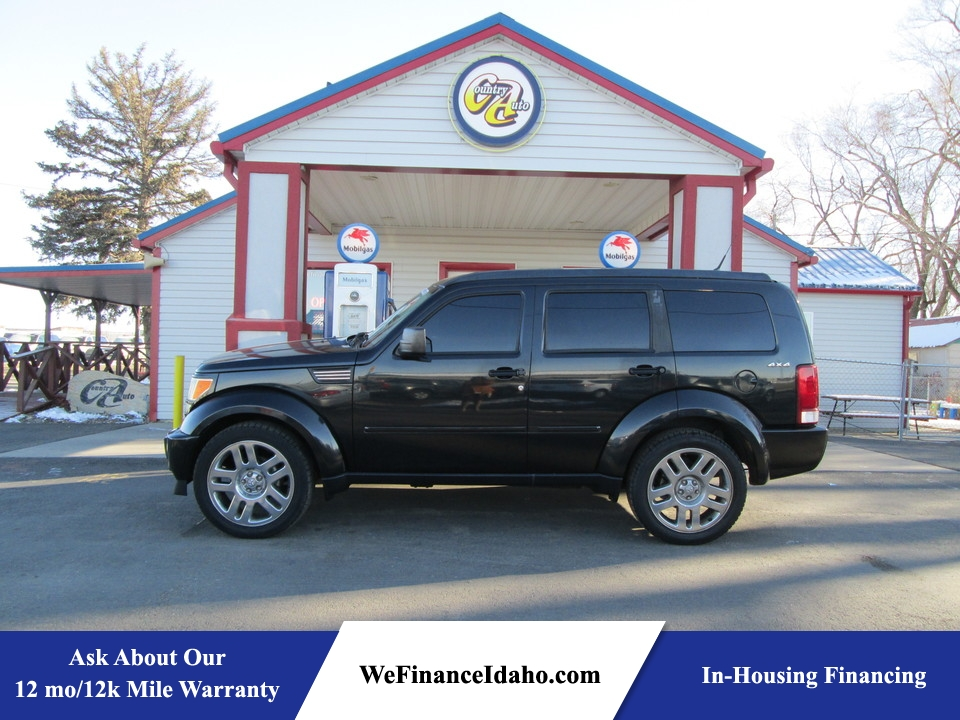 2011 Dodge Nitro Heat 4WD  - 8405  - Country Auto