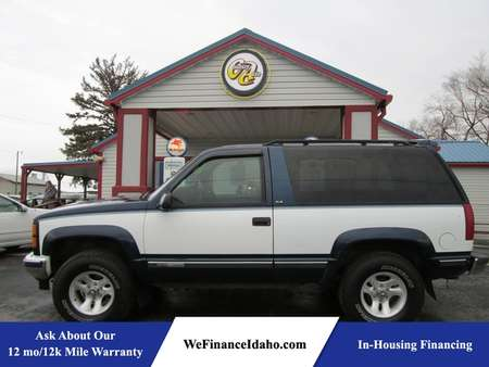 1994 GMC Yukon 4WD for Sale  - 8371  - Country Auto