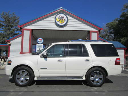 2007 Ford Expedition Limited 4WD for Sale  - 8232  - Country Auto