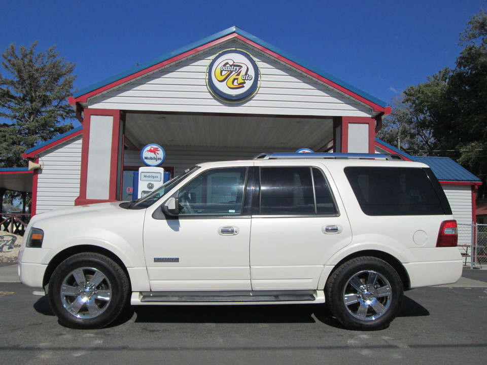 2007 Ford Expedition  - Country Auto