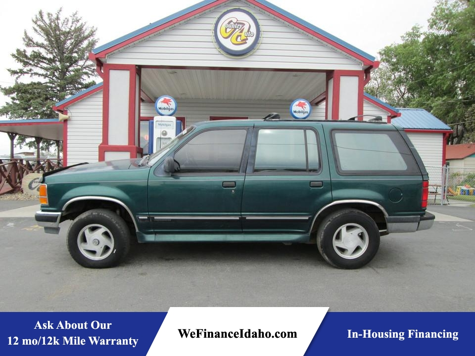 1993 Ford Explorer  - Country Auto