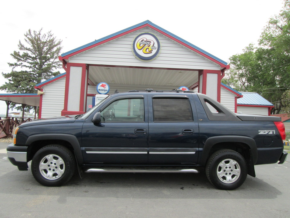 2006 Chevrolet Avalanche  - Country Auto