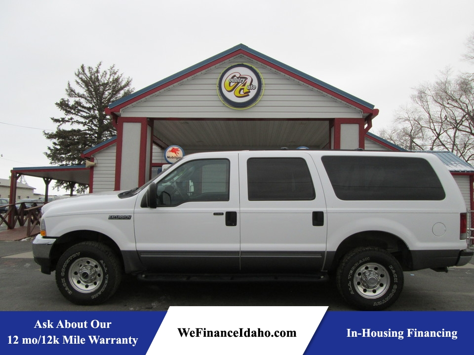 2003 Ford Excursion 4WD  - 8329  - Country Auto