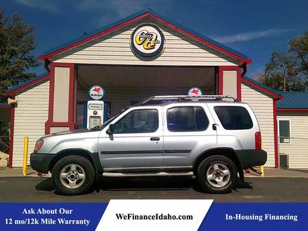 2001 Nissan Xterra SE 4WD for Sale  - 8594R  - Country Auto