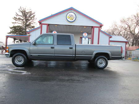 2000 Chevrolet C/K 3500 Crew Cab 4WD for Sale  - 7811  - Country Auto