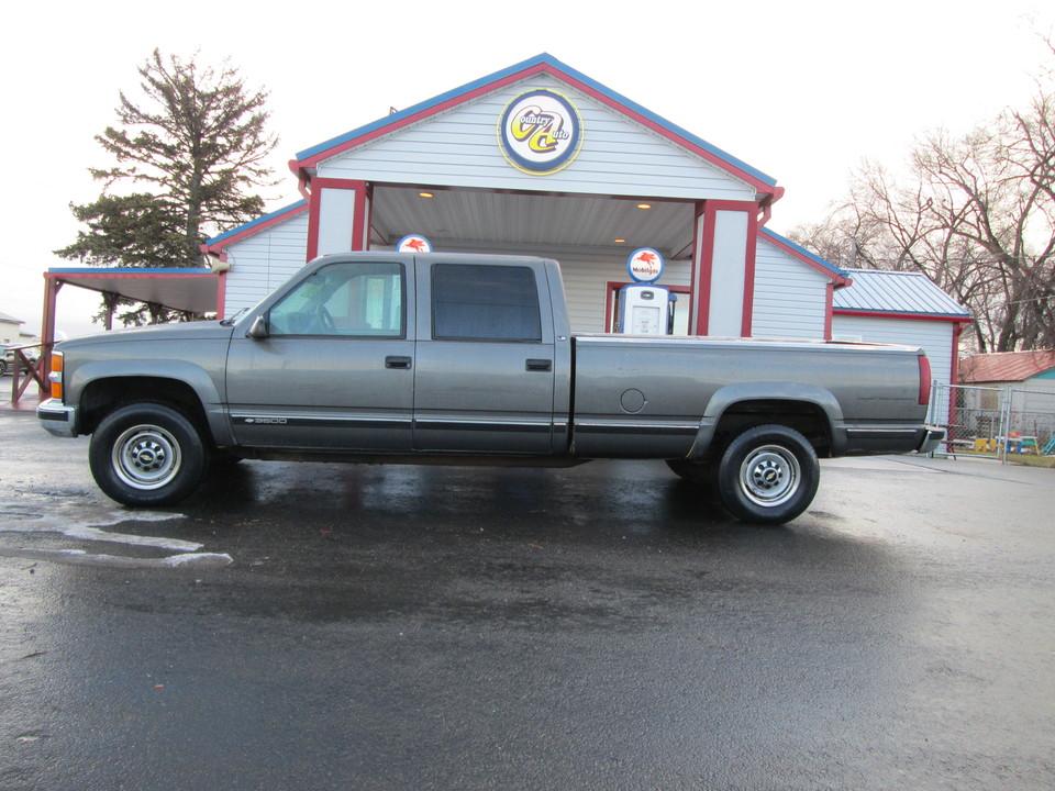 2000 Chevrolet C/K 3500 Crew Cab  - Country Auto