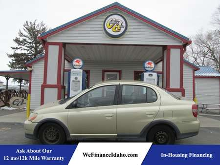 2001 Toyota Echo  for Sale  - 8309  - Country Auto