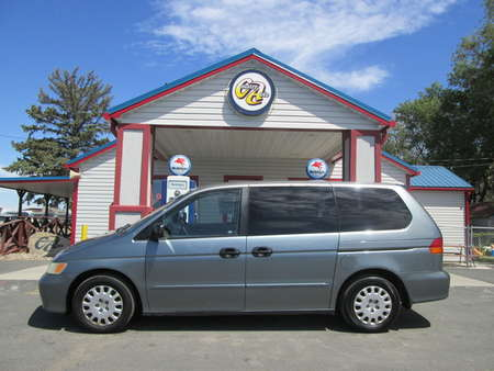 2002 Honda Odyssey LX for Sale  - 8169  - Country Auto
