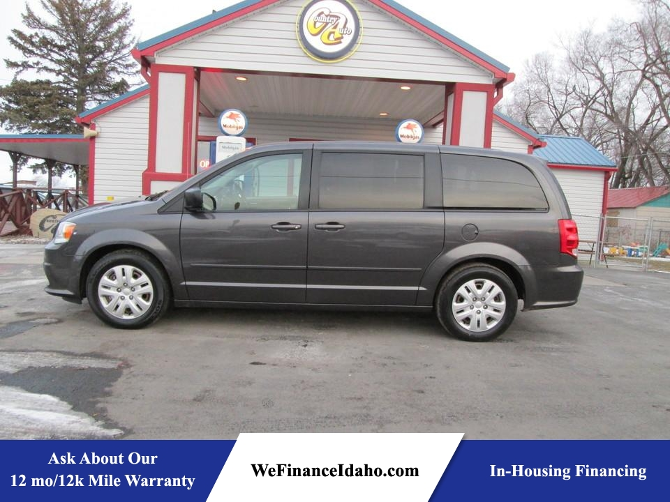 2015 Dodge Grand Caravan  - Country Auto