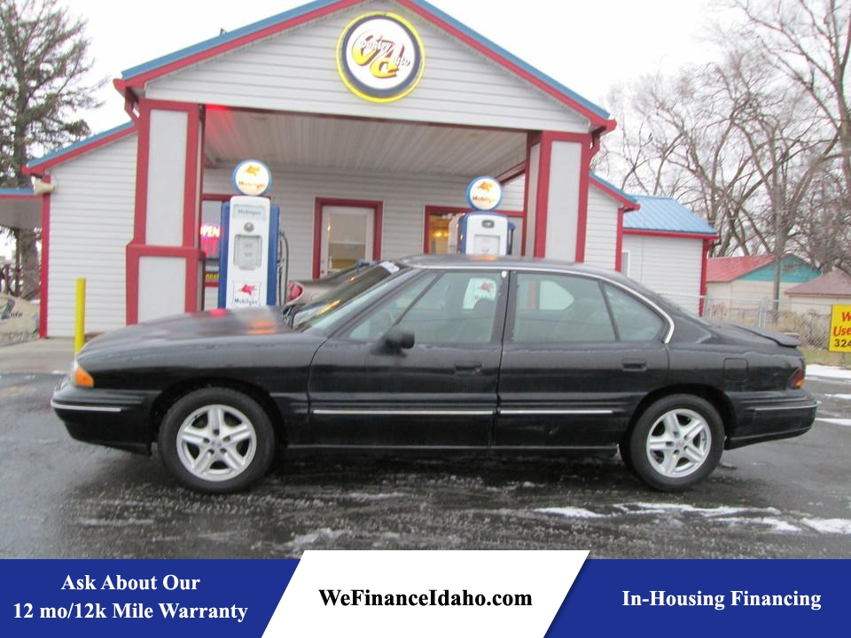1998 Pontiac Bonneville  - Country Auto