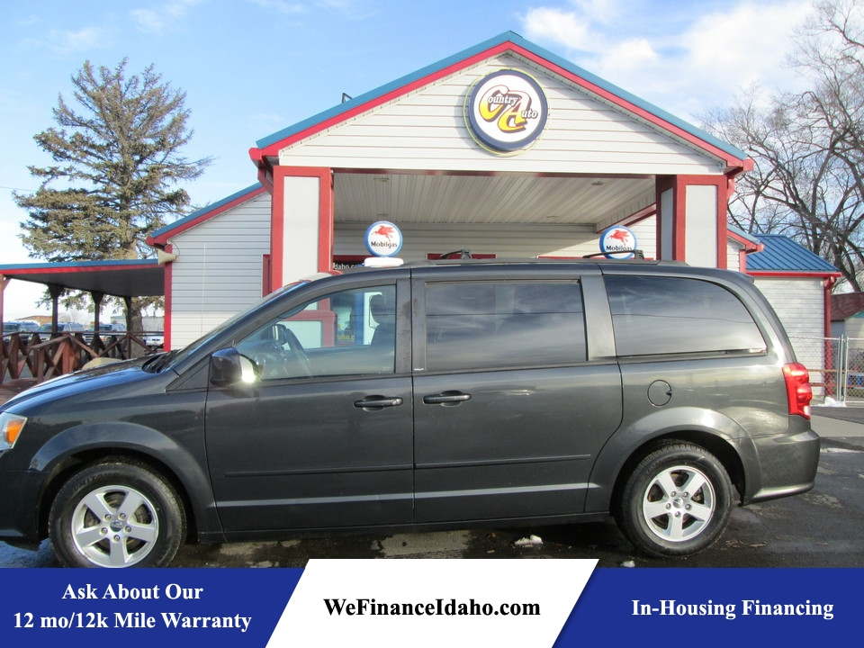2012 Dodge Grand Caravan  - Country Auto
