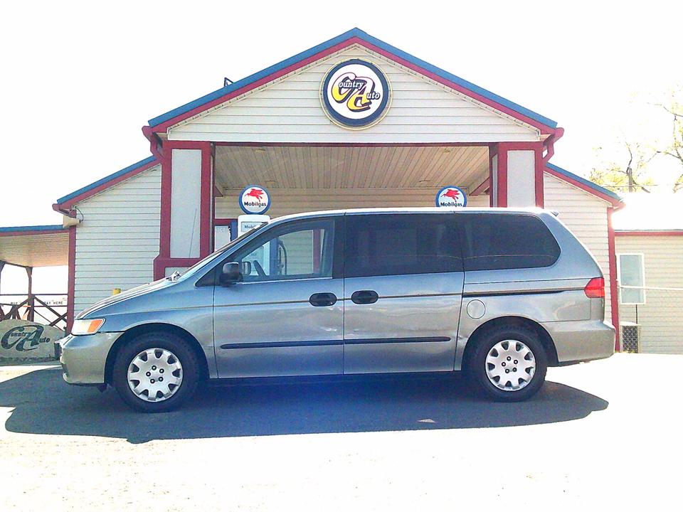 2000 Honda Odyssey LX  - 8938  - Country Auto