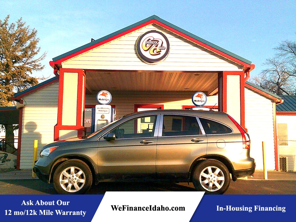 2007 Honda CR-V EX-L 4WD  - 8849LR  - Country Auto